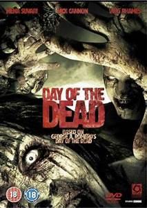 Horror Chart Day Of The Dead Dvd Zavvi