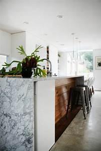 Jambage Plan De Travail : plan de travail marbre sublimer sa cuisine avec un mat riau noble ~ Melissatoandfro.com Idées de Décoration