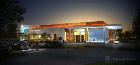 dave busters concept design gff