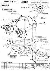 1959 Corvette Factory Assembly Instruction Manual