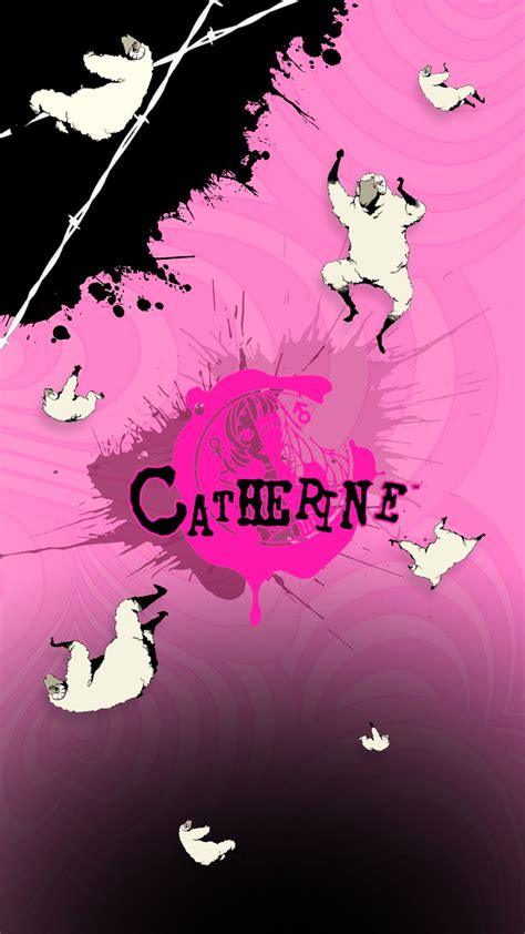 We hope you enjoy our growing collection of. Made a couple of Catherine phone wallpapers, thought I ...