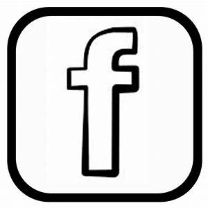 10 Facebook Icon White Images - Facebook Icon Black and ...