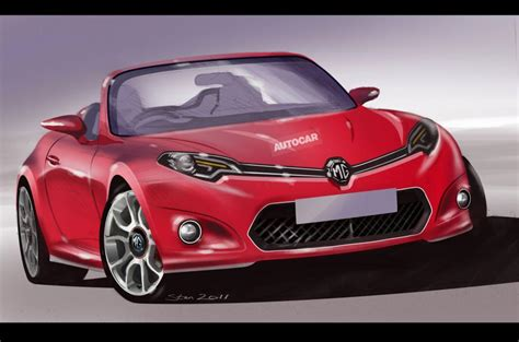 New Mg Sports Car In Development Autocar