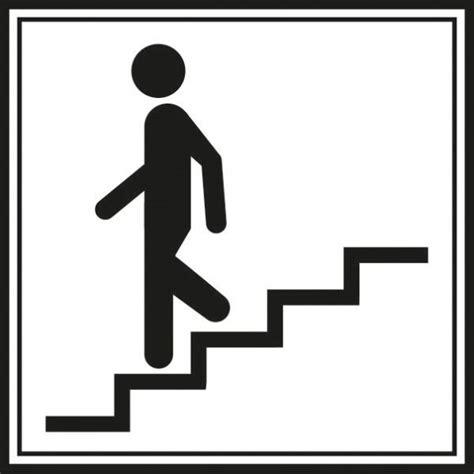 pictogramme escalier pro signalisation
