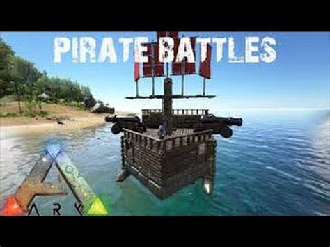 Ark Motorboat Builds by Ark Xbox One Boat Wars Z Cannon