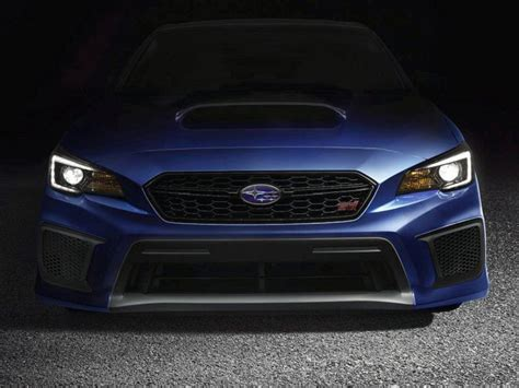 2019 Subaru Wrx Sti S208 Performance Parts Ra Price