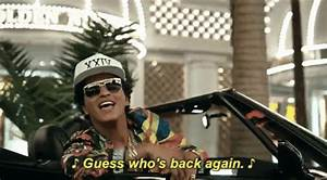 Bruno Mars GIF - Find & Share on GIPHY