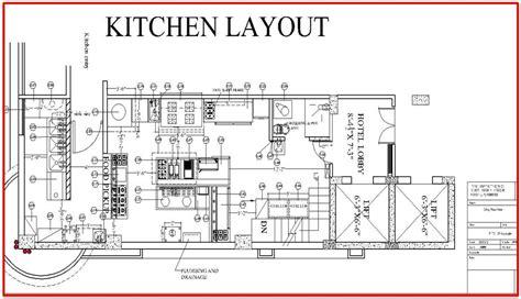 Restaurant Kitchen Layout Plan   Architecture   Pinterest   Kitchen layout plans, Restaurant