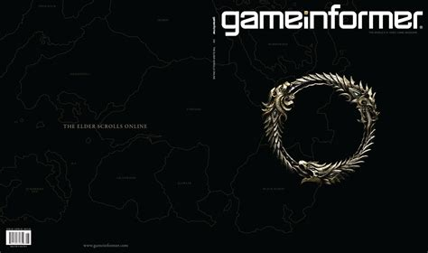 June Cover Revealed The Elder Scrolls Online Features