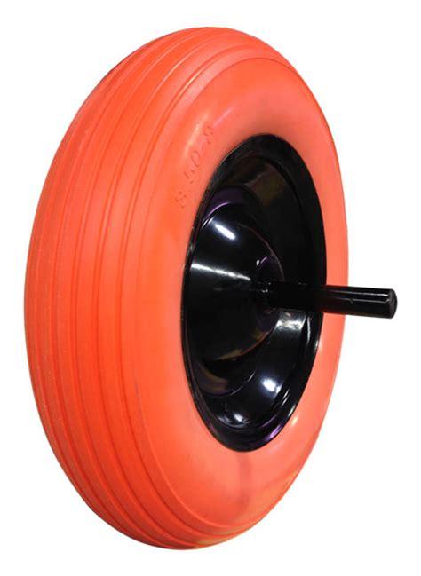 roue de brouette increvable 370 mm avec axe 1461 jm outillage vente et r 233 paration de vos