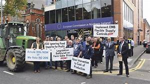 Farmers take protests to European Commission office in ...