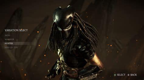 Mortal Kombat Scorpion Wallpaper Mkx Predator Variations Images 20 Minutes Of Gameplay