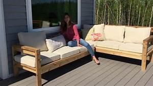 Gartensofa Selber Bauen : garten sofa selber bauen ~ Whattoseeinmadrid.com Haus und Dekorationen