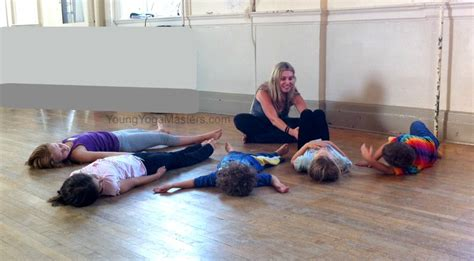 Earth Day Kids Yoga Lesson Plan For April 22  Young Yoga
