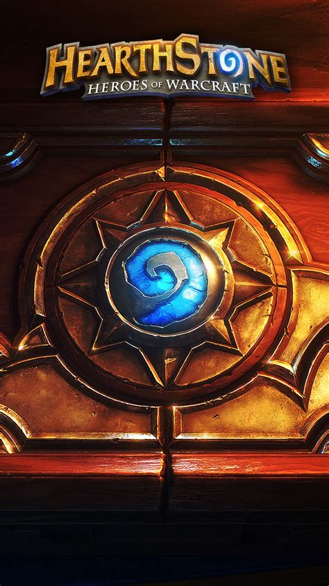 hearthstone iphone hearthstone phone background by thorbet on deviantart