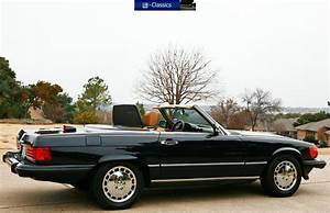 Mercedes 560 Sl : purchase used 1987 mercedes 560sl 560 sl convertible ~ Melissatoandfro.com Idées de Décoration