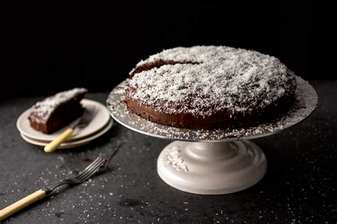chocolate coconut cake recipe nyt cooking
