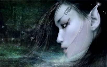 Artistic Despair Wallpapers Elf Stars Woman Hand