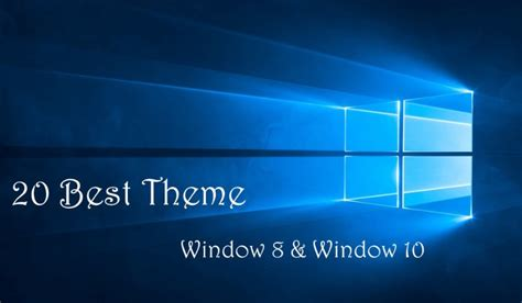 Ades Theme Best Widnows 10 Themes Best Windows 10 Themes 2018 Updated