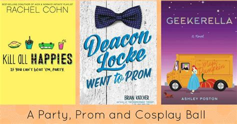 West Allis Public Library Teen Events New Books A Party