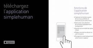 Simplehuman St3007 Sensor Mirror St3007 User Manual