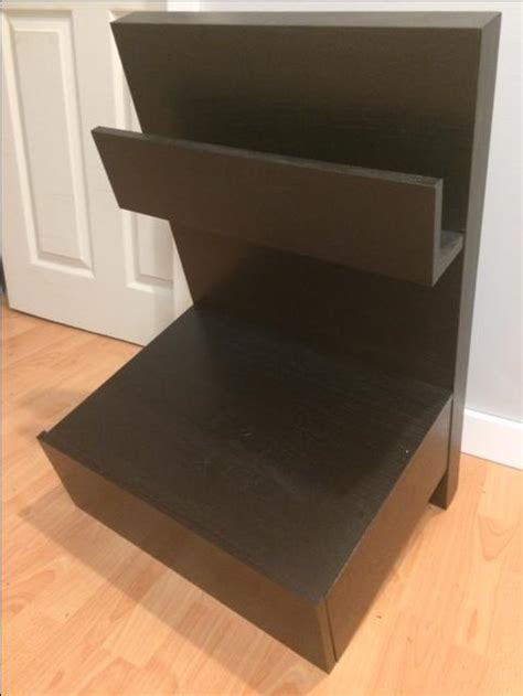 Floating Desk Ikea Canada by Ikea Malm Floating Nightstand West Shore Langford Colwood