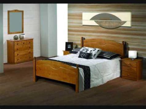 dormitorios rusticos muebles salvany youtube