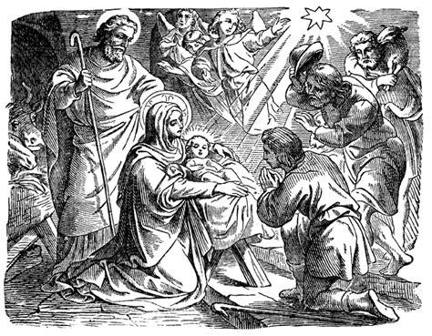adoration   shepherds   birth  jesus