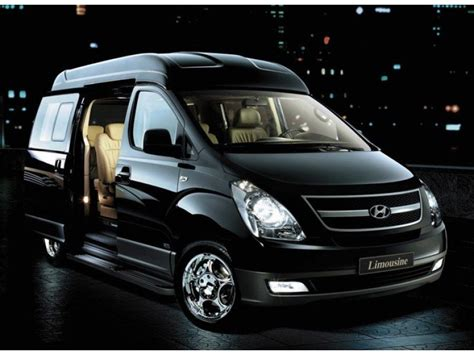 Hyundai Starex Modification by Hyundai H 1 Technical Specifications And Fuel Economy