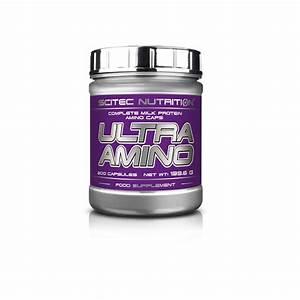 Scitec Nutrition Ultra Amino Eaa Bcaa Essential Amino Acids Arginine Alanine