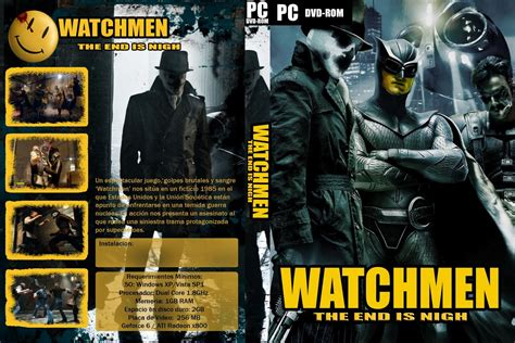 Watchmen The End Is Nigh 2 Free Download Free Pc