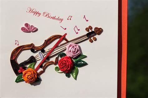 viva la violin beautiful birthday cards birthday cards
