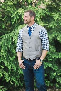Picture Of rustic groom attire for a country wedding
