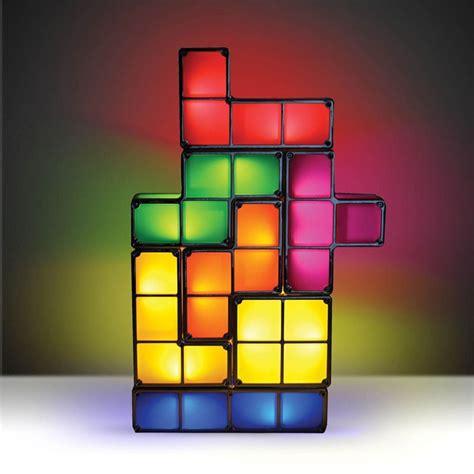 tetris stackable led desk l ebay le tetris modulable