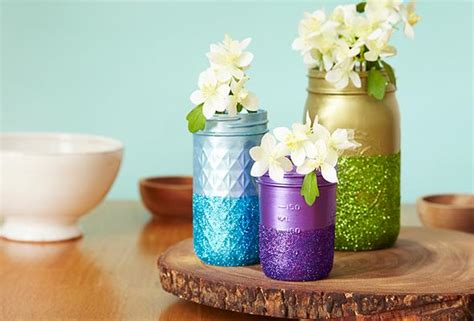 Home Decor Jars : How To Decorate With Mason Jars