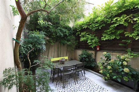 cap cuisine toulouse 20e maison de ville avec cour jardin agence ea