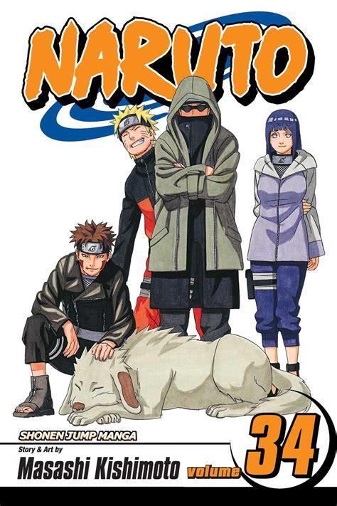 Naruto, Vol 34  Book By Masashi Kishimoto Official