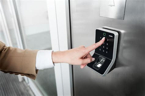 kaba biometric fingerprint systems