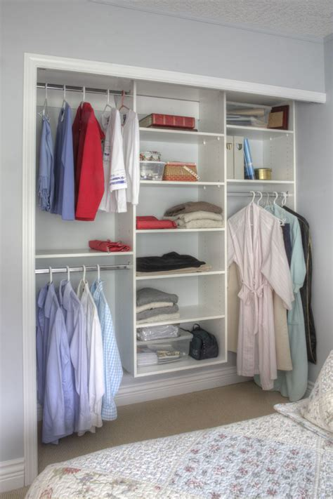 storage ideas  small closets