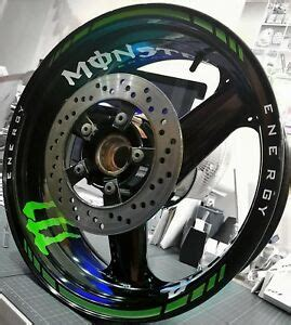 zxr zxr gsxr yzf   cbrr cbr monster energy wheel