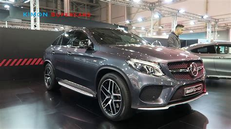 mercedes benz gle  amg youtube