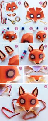 HD wallpapers paper mask making steps