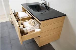 Meuble Salle De Bain Gifi : meuble de salles de bains ch ne clair cbc meubles ~ Dailycaller-alerts.com Idées de Décoration