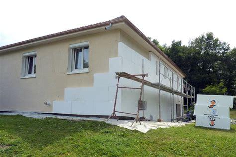 isolation mur exterieur crepi maison design hompot