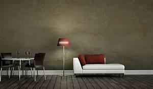 Mur En Béton : murs et sols en b ton cir authenticit et raffinement ~ Melissatoandfro.com Idées de Décoration