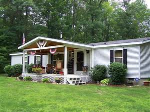 Pictures Of Front Porches On Mobile Homes