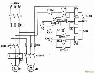Straw Feed Grinder Control Circuit Basic