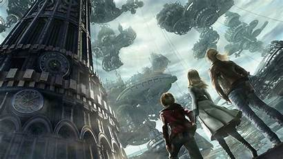 Resonance Fate 1366 Wallpapers