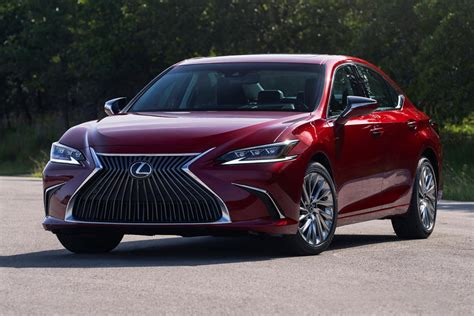 2021 Lexus ES Arrives With All Wheel Drive And New Special ...