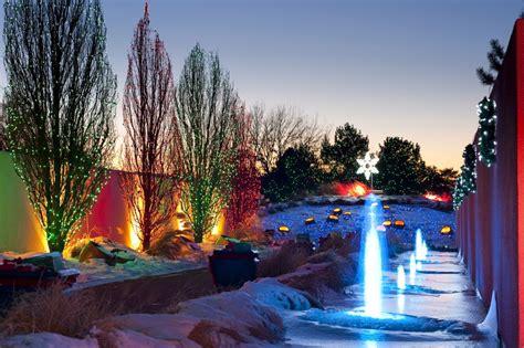 christmas light displays colorado parade of lights zoo lights christmas lights holiday